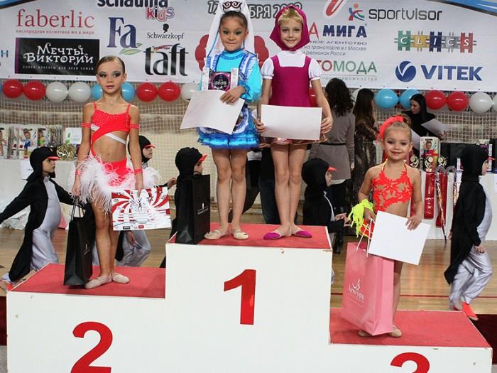 Бренд VITEK поддержал PERFORMANCE CUP – соревнования юных гимнасток по художественной гимнастике в произвольных показательных композициях!