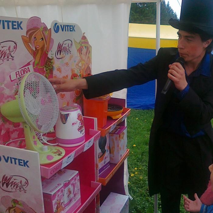 Winx by VITEK стал партнером II Городского фестиваля барбекю в Екатеринбурге