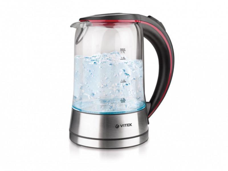 Экологичный  чайник VT-7009 VITEK