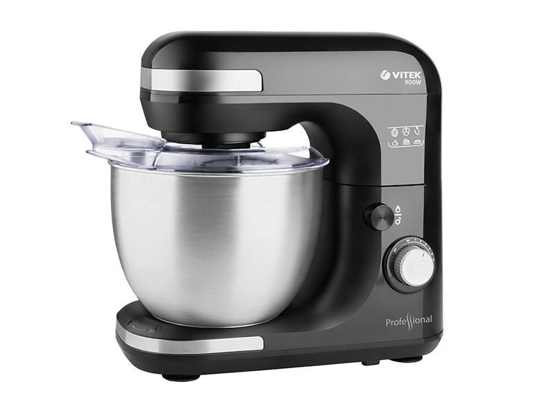 Кухонная машина VT-1431 BK – заменит все кухонные приборы!