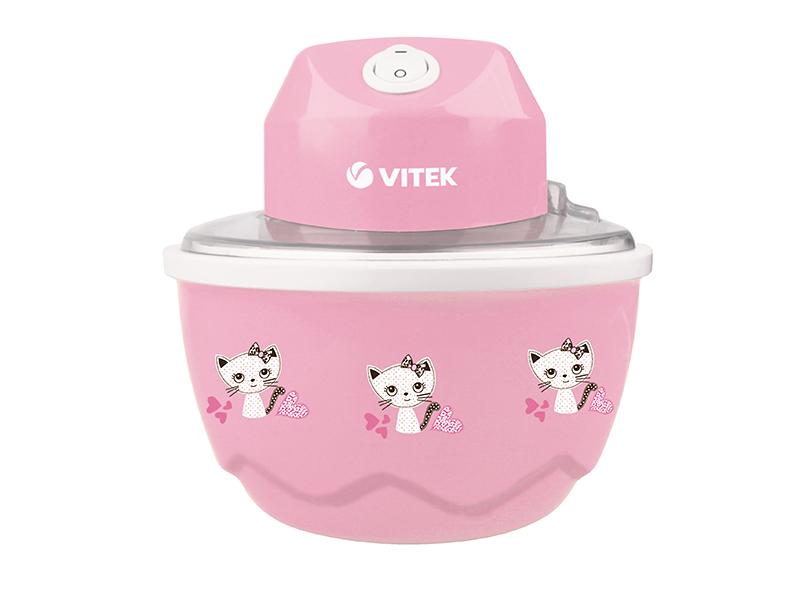 Любимое лакомство с мороженицей  VT-8600 PR  от VITEK