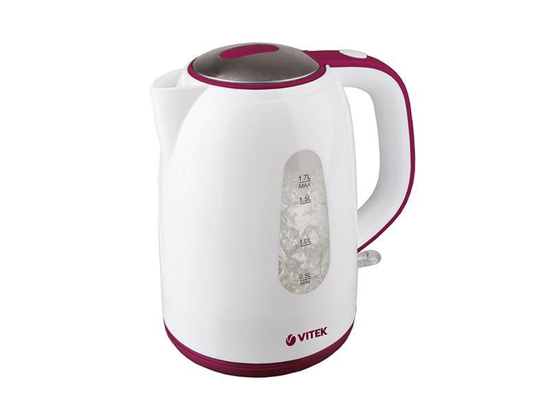 Роскошь модного цвета  чайника VT-7006 от VITEK