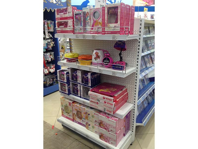 Winx от VITEK  в магазинах  сети  «Детский мир»!