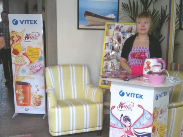 Winx by VITEK стал партнером детского праздника «WINX» сети ресторанов Санкт- Петербурга –- «Ginza Рroject»