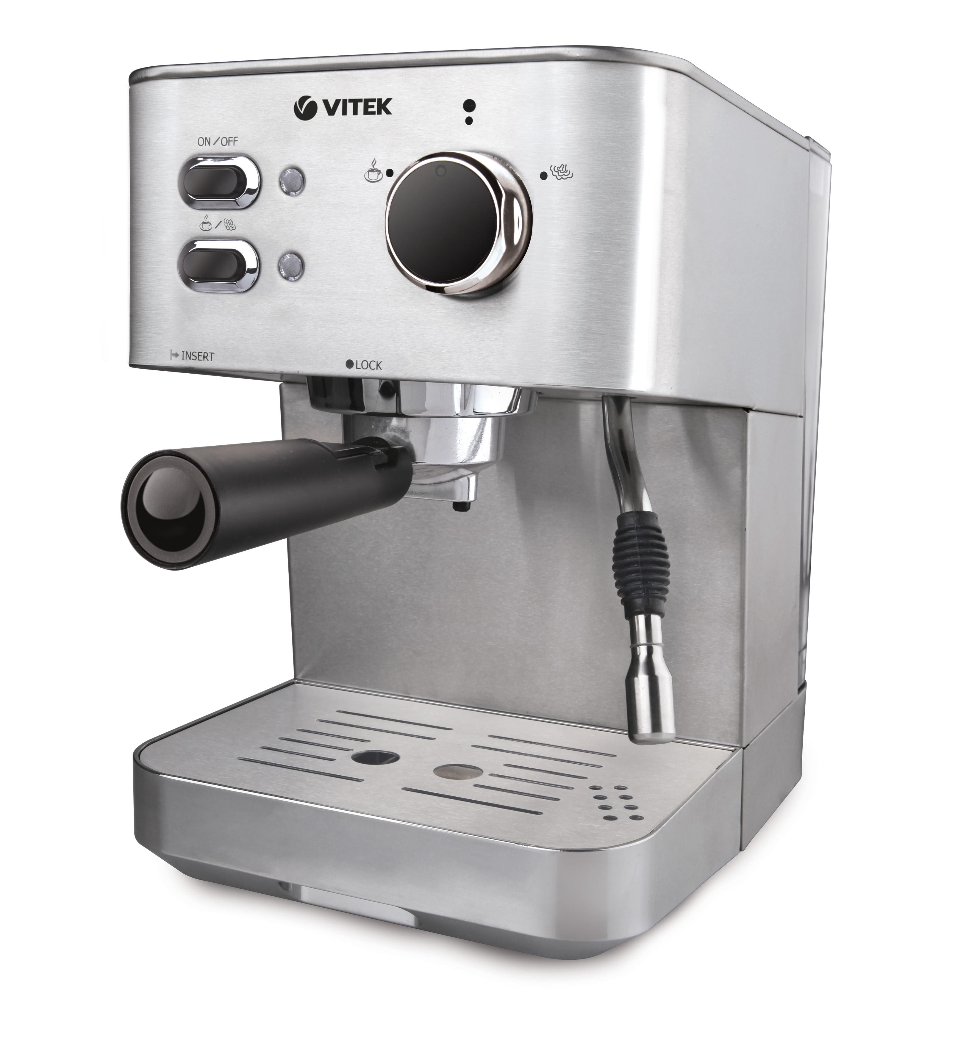 Кофеварка vitek инструкция