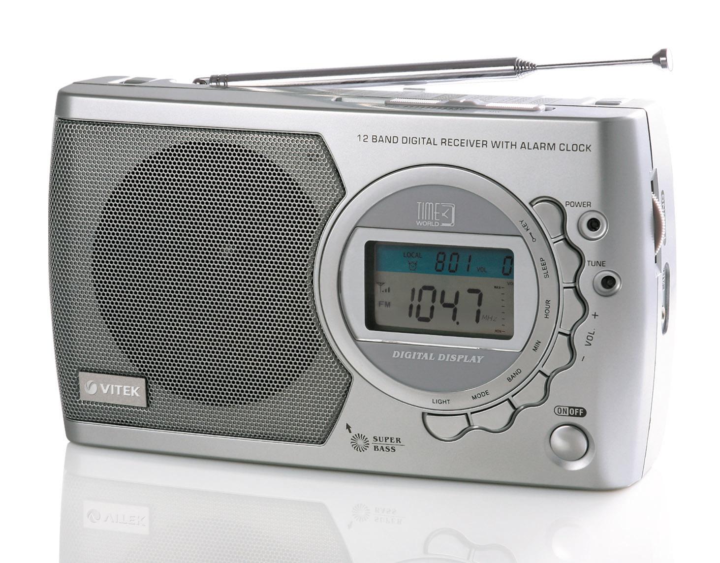 Радиоприемник Vitek